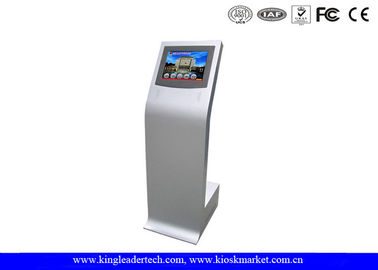 17 Inch Slim ADA Desing Compliant Touch Screen Information Kiosk