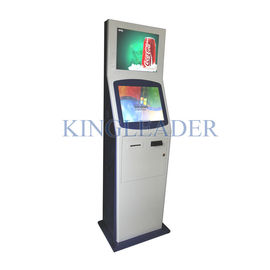 Interactive Touch Screen Kiosk Durable High Resolution